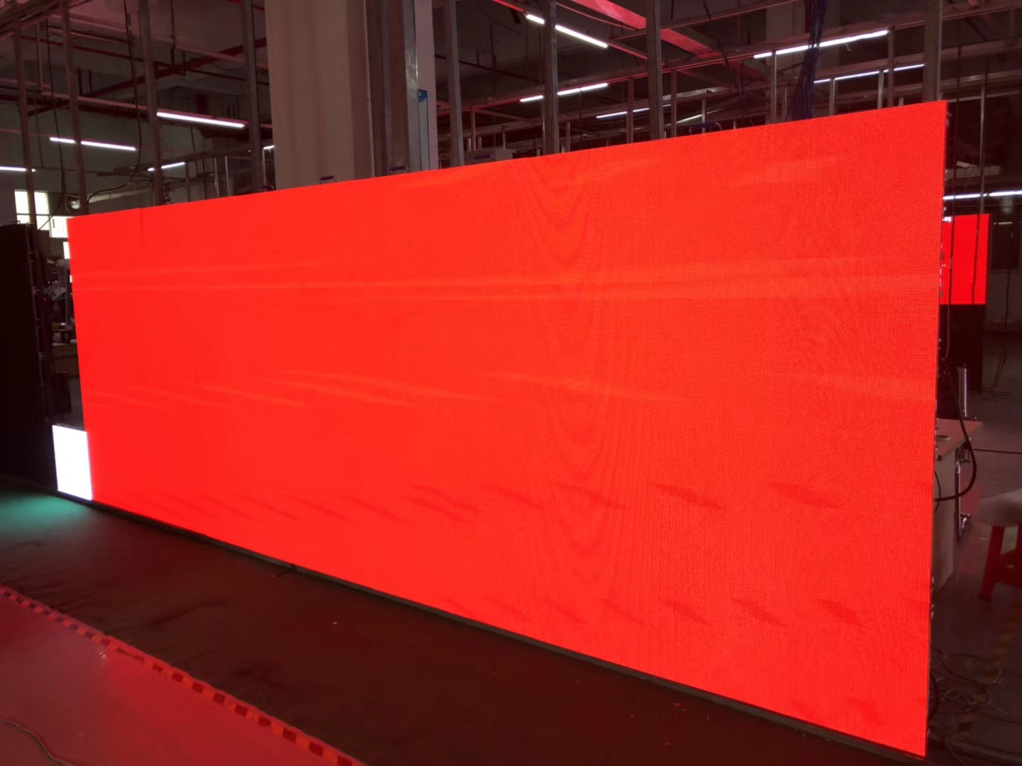 outdoor led display panel P3 led display module 192*192 video wall