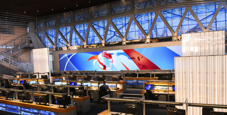Outdoor LED display screen advertising IP rating