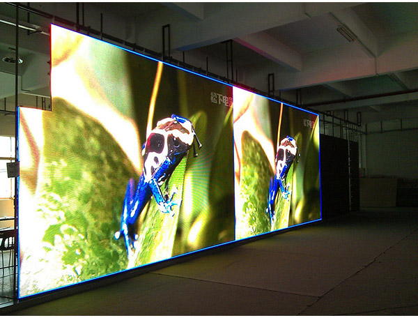 P3 Slim LED Display Media Advertising