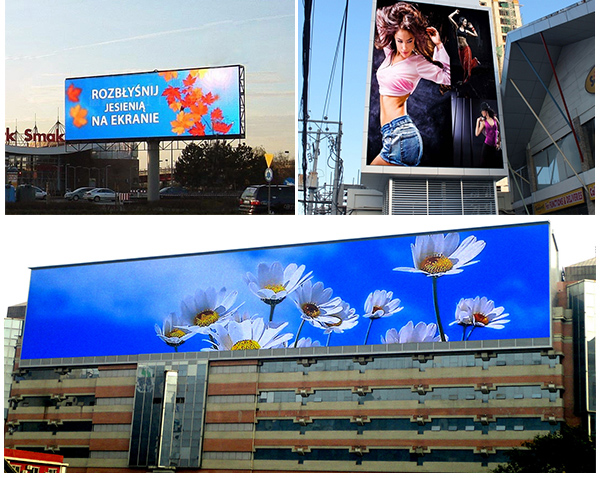 P6 HD Outdoor LED Display